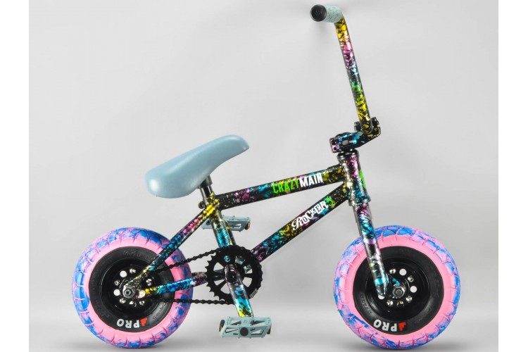 MiniBMX Rocker 3 Crazy Main...
