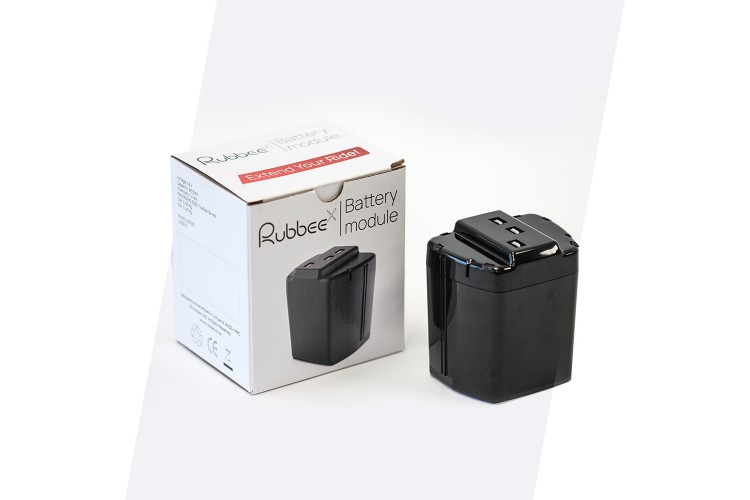Módulo de batería Rubbee